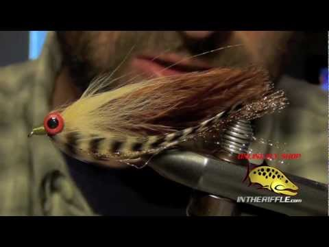 Home Invader Streamer Fly Tying Instructions | Brown Trout Streamer Patterns (видео)