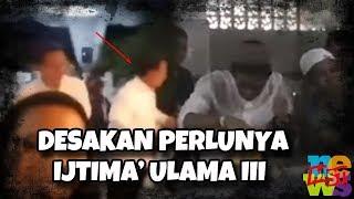 Video Desakan Perlunya Ijtimak Ulama 3, Gara-Gara Derajat Keislaman Prabowo-Sandi Rendah! MP3, 3GP, MP4, WEBM, AVI, FLV Januari 2019