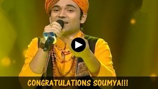 Winner of Sa Re Ga Ma Pa 2015 Grand Finale is Soumya Chakraborty l Durnibar Saha runners up l