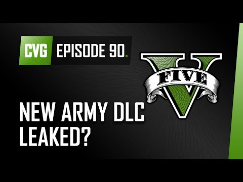 GTA V o'clock: 10 new GTA online jobs, PS4, Xbox One and PC Release in Nov? Plus Army DLC Leaks!