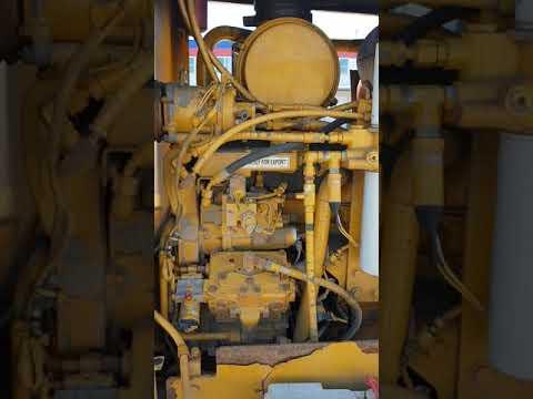 CATERPILLAR MOTONIVELADORAS 120H equipment video zpIymfkT2Bc