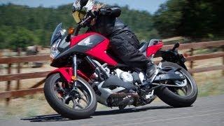6. 2013 Honda NC700X - 650cc Street Twins Shootout - MotoUSA
