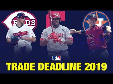 Video: Biggest 2019 MLB Trade Deadline moves