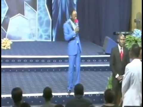 Johnson Suleman - Apostle Johnson Suleman Senior Pastor Omega Fire Ministries Worldwide.