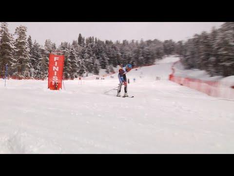 В Архызе прошел Чемпионат России по горным лыжам