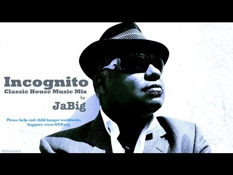 incognito Acid Jazz Classic House Music Mix by JaBig (90s Retro Old School Playlist)