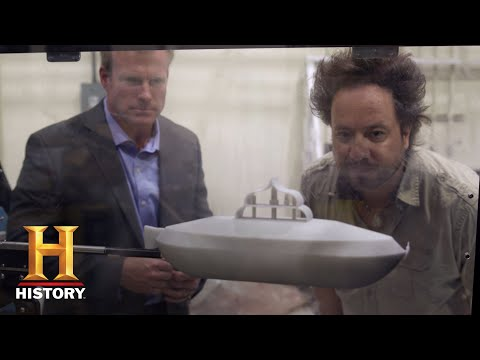 Ancient Aliens: Vimana Model Aircraft Experiment (Season 12, Episode 11) | History