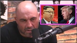 Joe Rogan talks about Donald Trump and North Korea. Featuring Pauly Shore. Taken from Joe Rogan Experience #997.