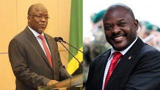 SUBSCRIBE NOW http://www.youtube.com/c/uwazi1 Rais John Magufuli amemtaka Waziri wa Mambo ya Ndani ya nchi, Mwigulu...