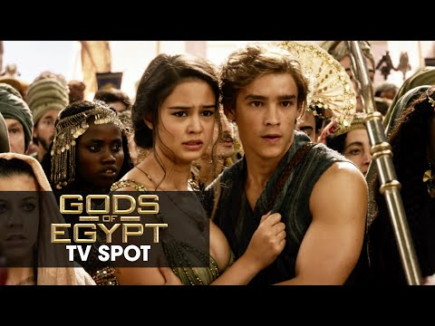 Gods of Egypt (TV Spot 'Keep Up')