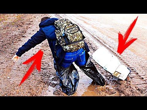 Как сделать вулкан из спичек