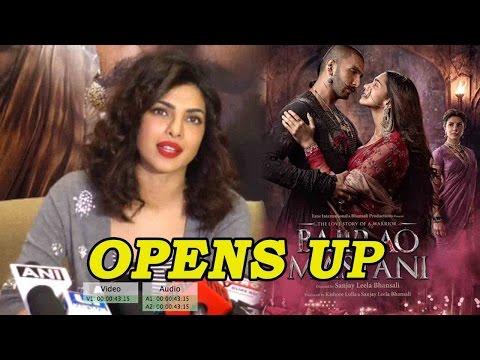 Priyanka Chopra Opens Up On Bajirao Mastani's Succ