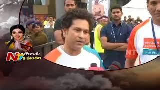 Sachin Tendulkar Pays Homage to Actress Sridevi