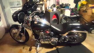 6. Harley-Davidson fxsti