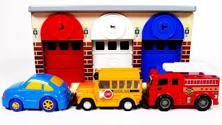 Video Garage Parking Playset for Children Learn Colors with Toy Car Vehicles MP3, 3GP, MP4, WEBM, AVI, FLV Agustus 2017