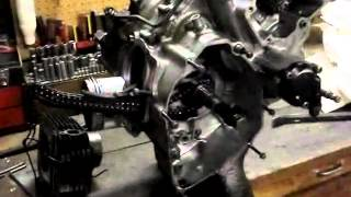 9. Yamaha 350 Engine Teardown Part 1 of 3