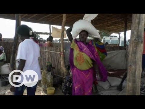 Bürgerkrieg als Hungertreiber: Die Not im Südsudan | DW Deutsch
