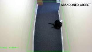 VIM Camera Abandoned Object