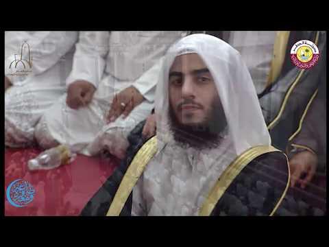 صلاة العشاء والتراويح بجامع الامام محمد بن عبد الوهاب يوم السبت 1 رمضان 1438 هجريا