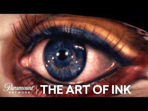 'Hyper-Realism Tattoos' The Art of Ink (Season 2) Digital Exclusive | Paramount Network