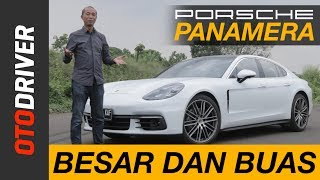 Video Porsche Panamera 2017 Review Indonesia | OtoDriver | Supported by GIIAS 2017 MP3, 3GP, MP4, WEBM, AVI, FLV Juni 2017