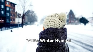 Fleet Foxes - White Winter Hymnal Legendado Tradução (Feliz Natal)