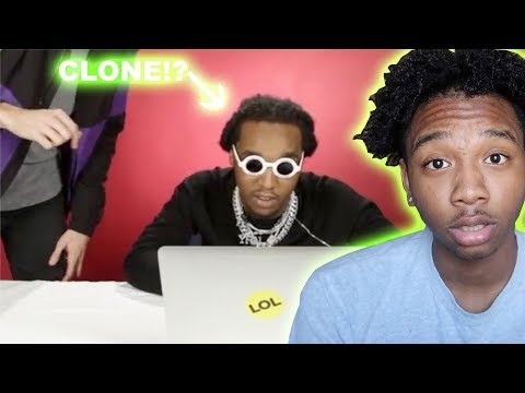 PROOF THAT THE MIGOS ARE CLONES?! | BUZZFEED EXPOSED?! |