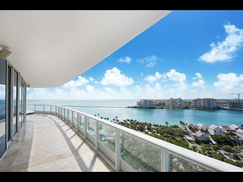 Continuum on South Beach 100 S Point Dr #1404, Miami Beach