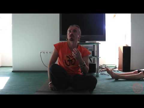 Ишвара йога. Анатолий Зенченко. Описание физиологических процессов во время дыхания