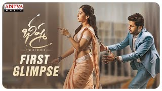 Bheeshma First Glimpse – Nithiin, Rashmika Mandanna | Venky Kudumula