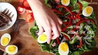 How to Make Salad Nicoise