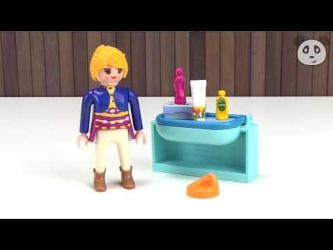 PLAYMOBIL Family 👶 Baby Wickeltisch  👶 Spielzeug ausgepackt    Pandino tv