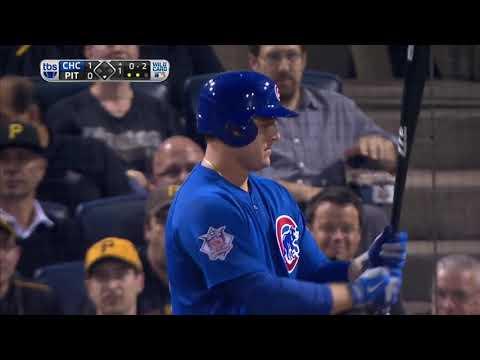 Cubs vs Pirates 2015 NL Wild Card