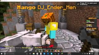 This is the first video in our Team Survival Games Series. In this series I will be teaming up with DJ_Ender_Men on team survival games on the server mineple...