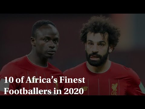 Top 10 African Footballers this 2019 Afcon