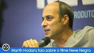 Martín Hodara fala sobre o filme Neve Negra