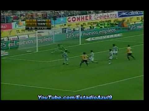 Pase gol de Mauricio Romero