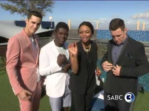 Top Billing gives three EFC fighters a fashion make-over