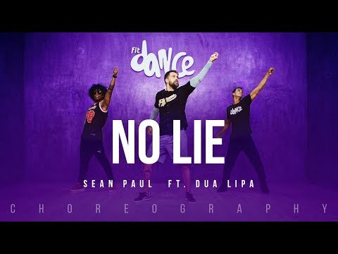 Video No Lie - Sean Paul  ft. Dua Lipa | FitDance Life (Choreography) Dance Video download in MP3, 3GP, MP4, WEBM, AVI, FLV January 2017
