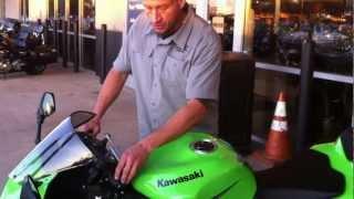 9. 2011 Kawasaki Ninja ZX 6R by Jeremy