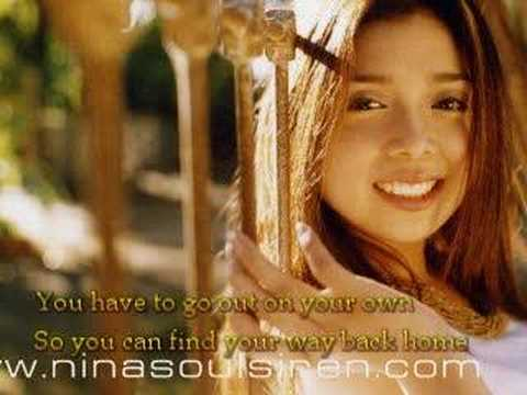 Nina - Own Version of Nina the soul siren of the Philippines of Somewhere down the road in her album