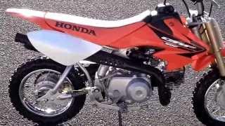 10. 2005 Honda CRF-50F #H3786