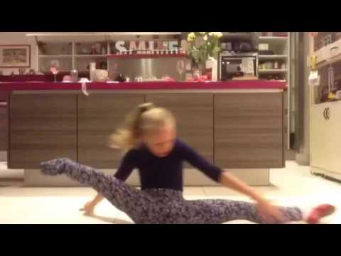 Pollyanna's Dancing film for Andy Lewis and Stef Reid (видео)