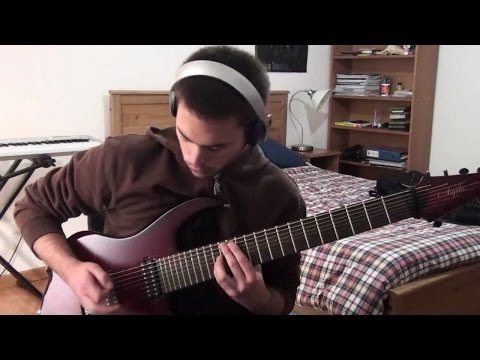 Skrillex – Bangarang (Guitar Cover)