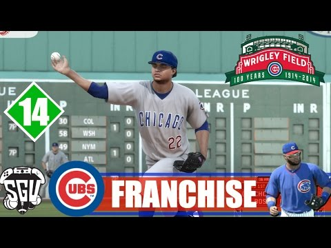 chicago - Previous Episode: http://www.youtube.com/watch?v=eGC1j8SlnxY Check out some of my other great Sports Gaming Series! ========================================== Cubs Franchise (PS4): http://goo.gl/e...