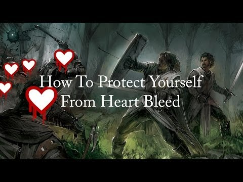 how to protect against heartbleed bug