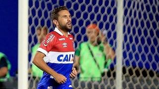 Bahia 6 x 0 Bahia de Feira - GOLS - Campeonato Baiano 3ª Rodada 08/02/2017