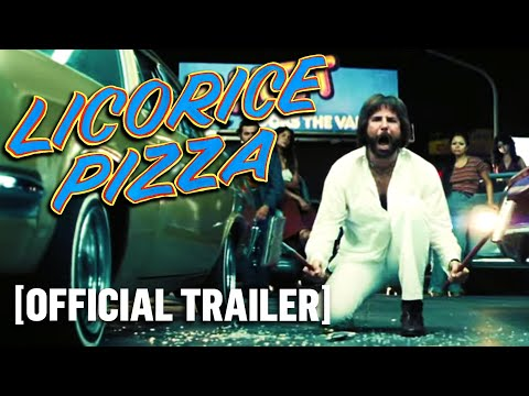 Licorice Pizza - Official Trailer
