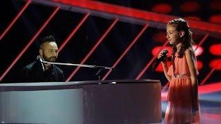 "Elena Hasna feat. Ovi - Christina Aguilera - ""Say Something"" - Next Star"
