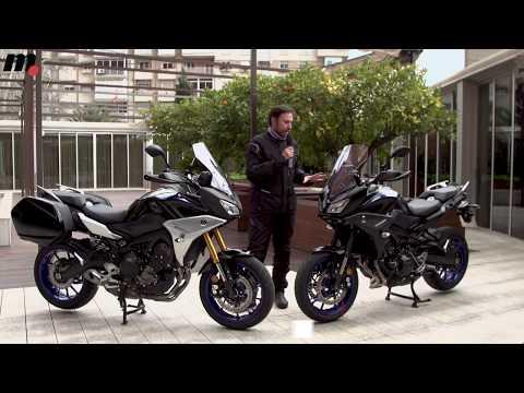 YAMAHA Tracer 900  Presentación / Primera Prueba / Test / Review en español  motos.net